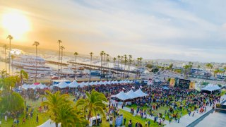 A look at the SoCal Taco Fest in years prior.