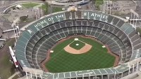 Oakland A's Flirting With the Idea of Leaving Town for Las Vegas
