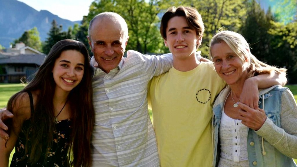 brooke raboutou and her family