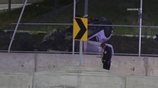 Fatal crash at U.S./Mexico Border