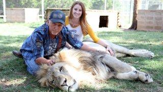 Jeff and Lauren Lowe Tiger King Park