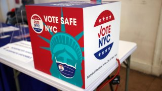 new york city mayoral primary election