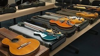 Vintage Guitars Recovered