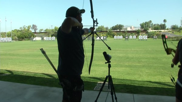 Brady Ellison Archery Olympics 2