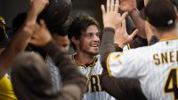 Wil Myers Sets Padres Home Run Record in Win Over Reds