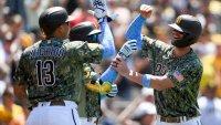 Happy Padres Day! Friars Finish 4-Game Sweep of Cincinnati