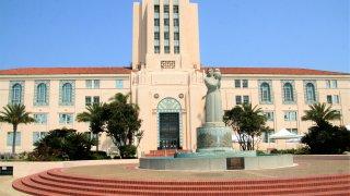 Image of San Diego City Hall.