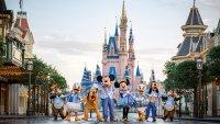 Walt Disney World's 50th Anniversary Party Starts Oct. 1