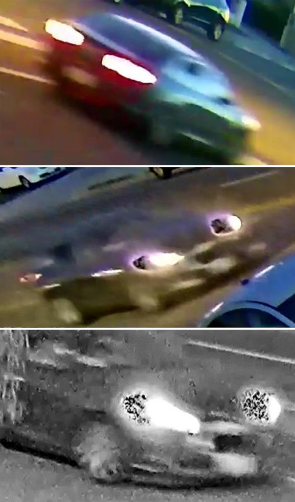 Vehicle involved in hit-and-run in National City