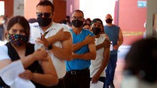 Incrementan Casos de Covid en Baja California