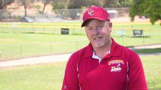 Gary Remiker, Cathedral Catholic High Varsity Baseball Coach