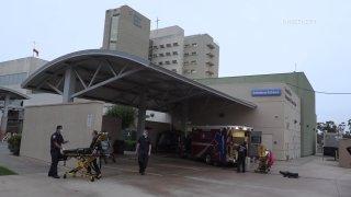 Shooting victims at hospital