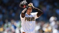 Manaea Deals, Snell Struggles in Padres' 10-4 Loss