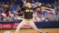 Snell Has Best Road Start, Padres Top Marlins 3-2