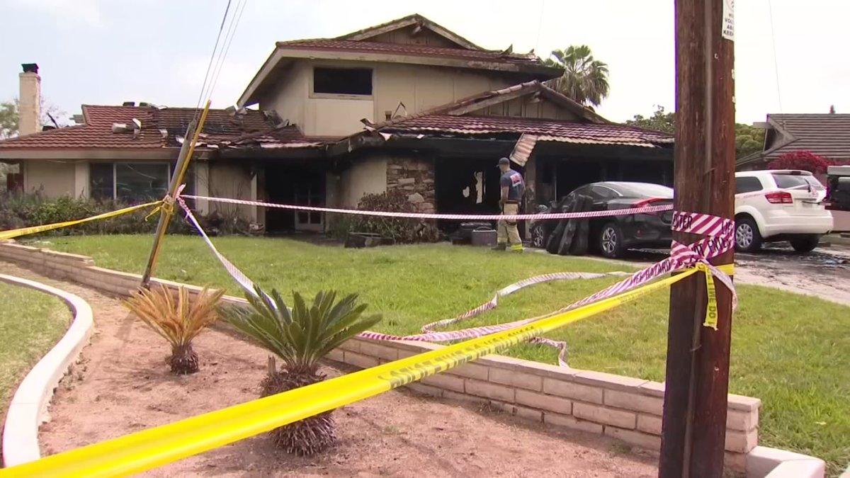 Civil Complaint Filed Over Deadly Chula Vista Fire