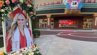 'Forever in My Heart': Chalk Messages Honor Corona Movie Theater Shooting Victims