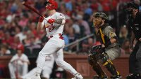 Cardinals Slam Padres to Open Critical Weekend Series