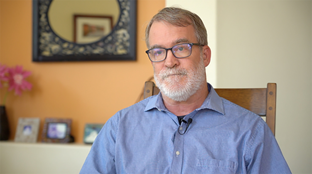 John Evans is a professor of sociology and religious studies at UCSD.