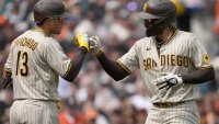 It Wasn't a Fluke; Padres Offense Shows Up for 2nd Straight Day in Win Over Giants