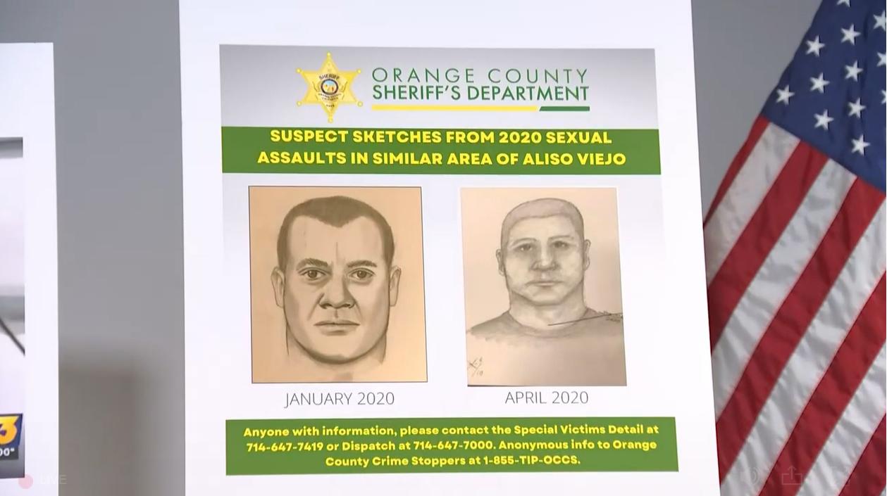 Authorities ID Army Vet as OC Serial Rapist After San Diego Arrest – NBC 7 San Diego