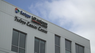 An image of Scripps Health's new Prebys Cancer Center.
