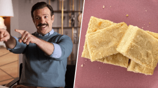 """Biscuits from the Apple TV show """"Ted Lasso."""""""