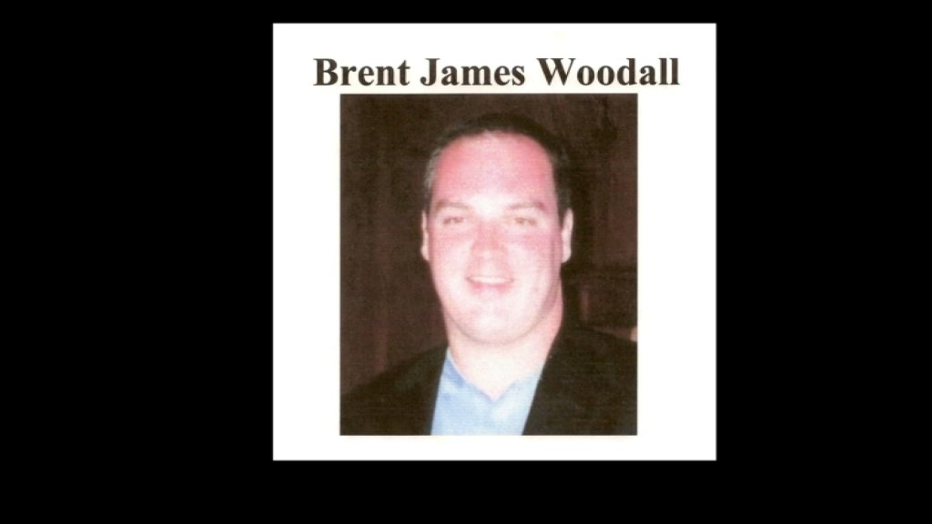 Brent Woodall Missing Poster