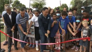 City Heights new rec center ribbon cutting