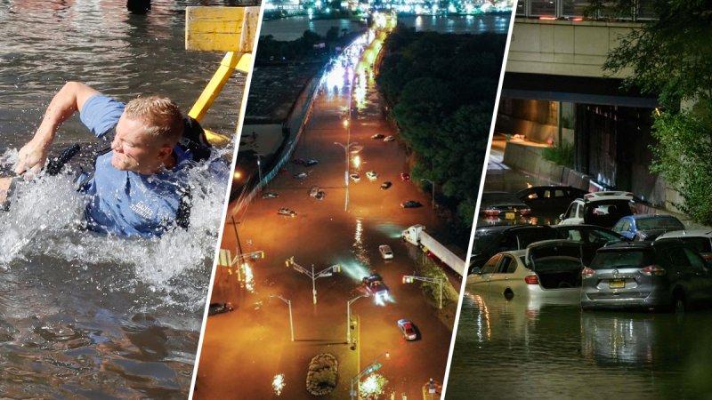 Ida Brings Historic Flooding, Tornadoes to Northeast