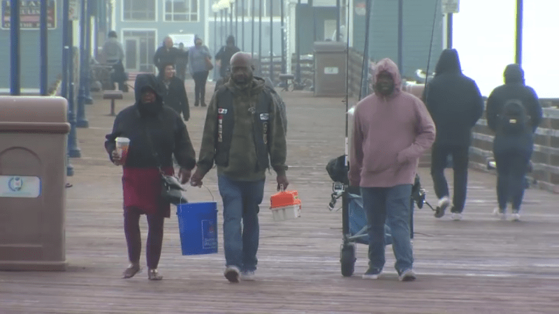 Pics: Heavy Rainstorm Soaks San Diego County