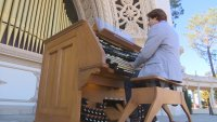 The Pandemic Didn't Stop the Spreckels Organ Society