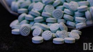 counterfeit pills - DEA