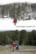 Before and After: Echo Summit Snow Survey