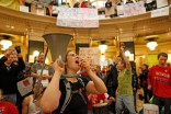 Drum Beat of Wisconsin Pension Reform Heard Here