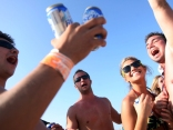 New Twist in Beach Booze Ban