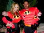 Cutest Kids in Hollywood: Mariah and Nick Debut Twins