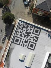 FB's QR Code to Be 'Scanned In Space'