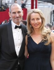 Steve Jobs Widow Backing Media Site