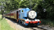 [WORTH THE DRIVE] Thomas the Tank Engine Visits California