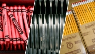 Crayon / Pen / Pencil