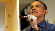 Inaugural Day of Service Obama