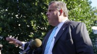 Chris Christie Takes Himself Out of Running for WH Chief of Staff