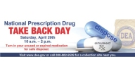 DEA Offering Disposal of Unused, Unwanted Prescription Pills