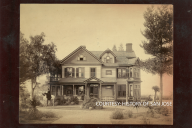Never-Before-Seen Photo of Winchester Mystery House Found