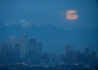 Lunar Eclipse Supermoon