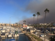[UGCDGO-CJ-breaking news][EXTERNAL] Fire pictures from Oceanside harbor of lilac fire