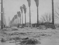 Los Angeles Flood: 1938