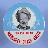 Margaret Chase Smith, 1964, sought Republican nomination