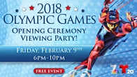 Winter Olympics Opening Ceremony LIVE