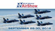 Miramar Air Show Returns September 28-30